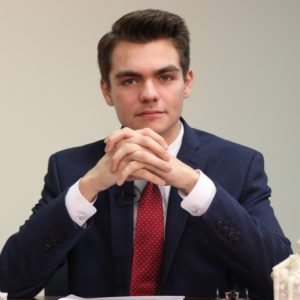 Nick Fuentes (America First Media)